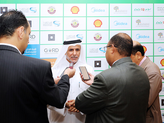 Highlights from Qatar Sustainability Summit.