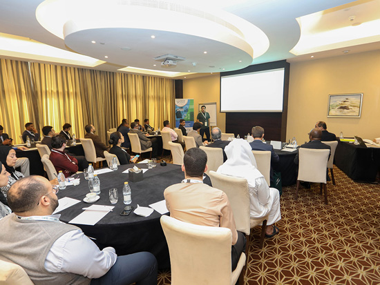 uring Qatar Sustainability Summit, parallel sessions took place to discuss research abstracts with multi-disciplinary speakers.